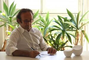 Der Architekt und Designer  Mario Trimarchi