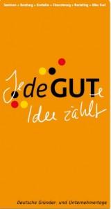 Logo deGut - Deutsche Gründer- und Unternehmertage